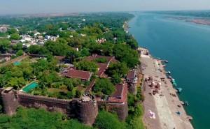 Ahilya Fort - Maheswar 1