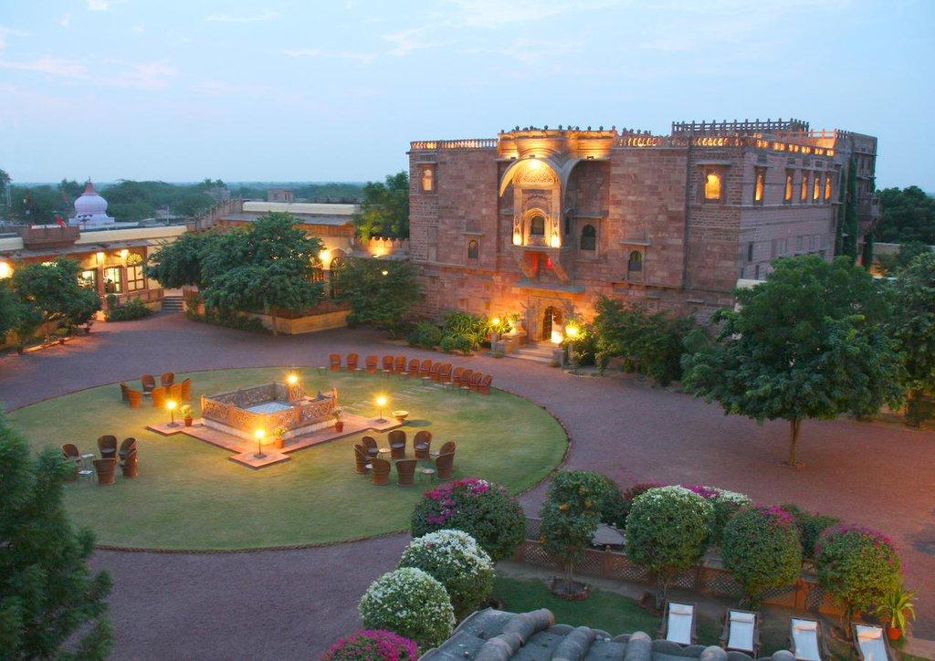 Fort-Chanwa-Luni,-Jodhpur