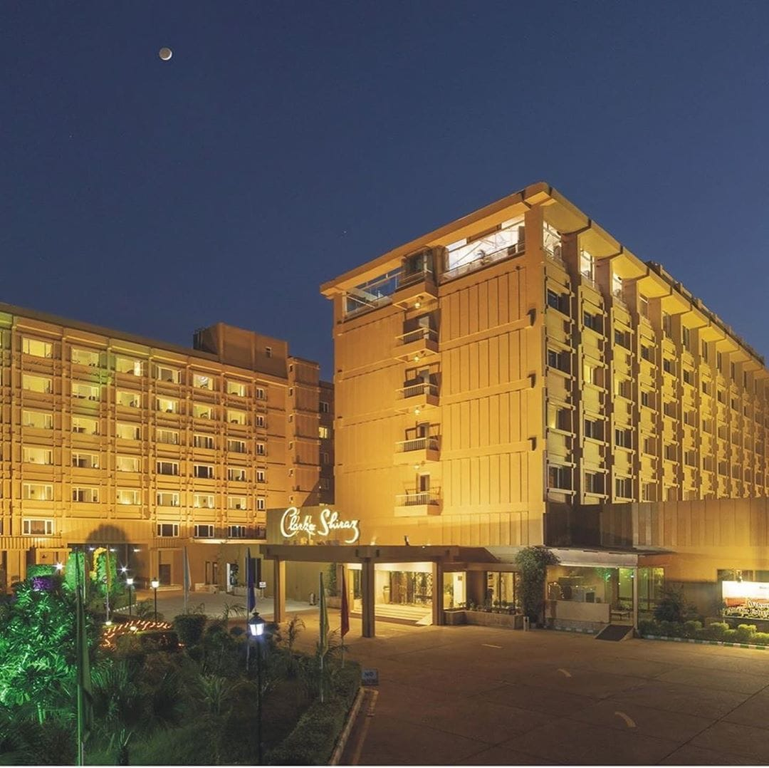 Hotel Clarks Shiraz 1