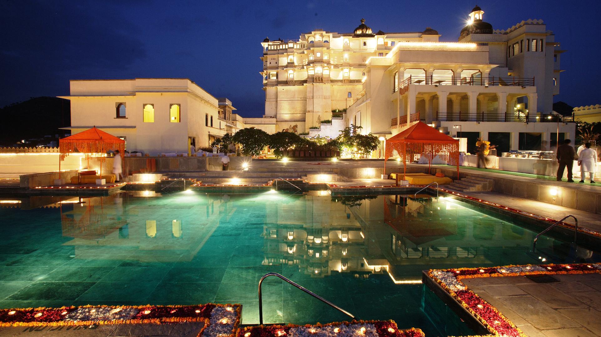 RAAS Devi Garh Palace