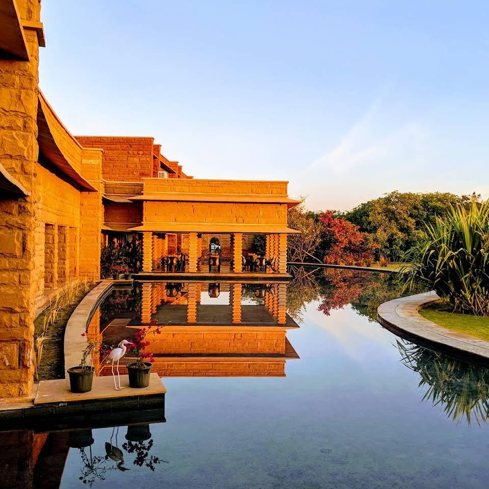 Samsara-Luxury-Resort Camp,-Jodhpur