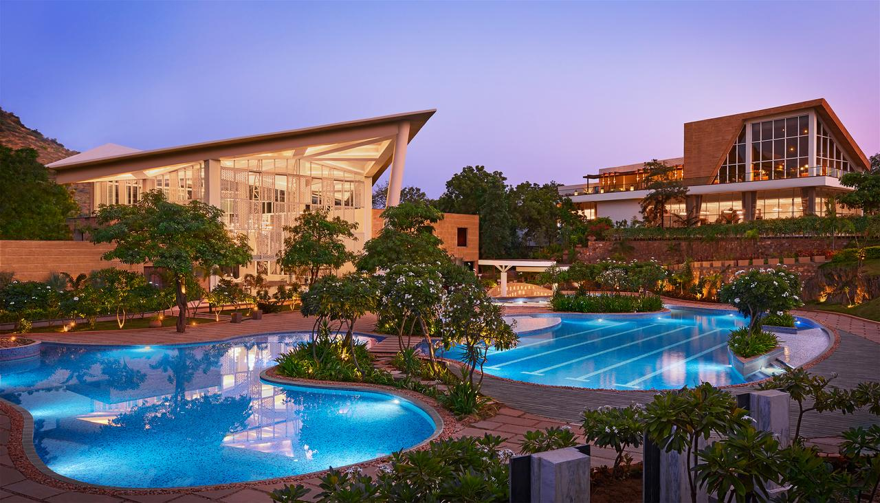 Taj Aravali Resort And Spa