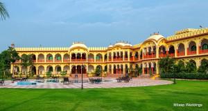 hotel Raj Mahal 1